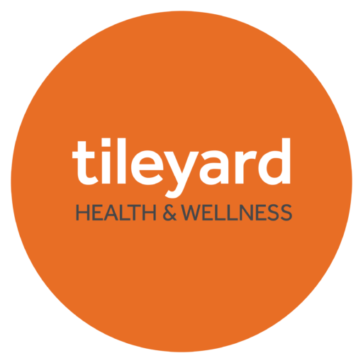 Tileyard Health & Wellness Logo
